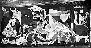 """El """"Gernika"""" de Picasso"""