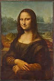 """La """"Gioconda"""" de Leonardo da Vinci."""