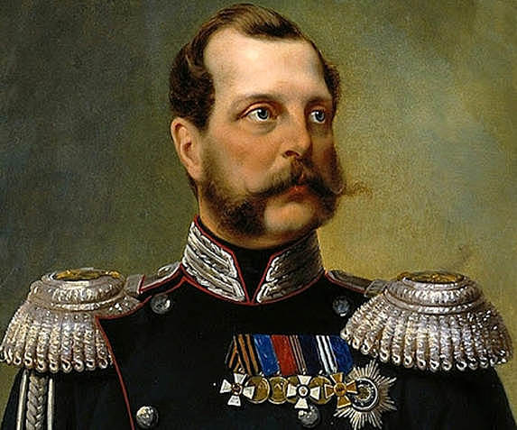 Apoyo al Zar Alejandro II