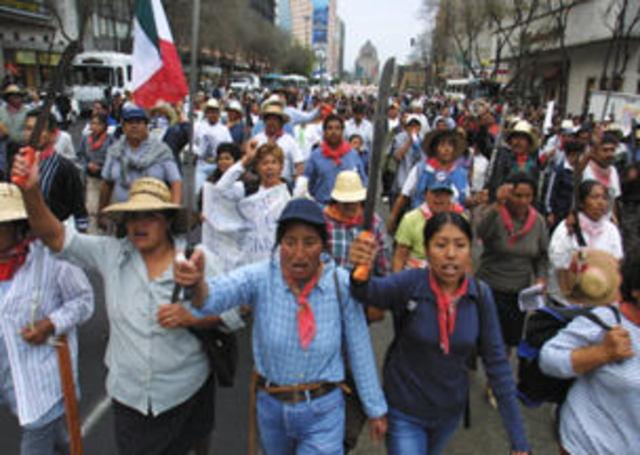 Disturbios de Atenco