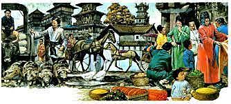 2000-500 a.c- CHINA