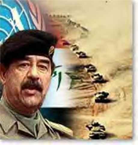 En Irak, el gobierno de Saddam Husein rechaza las nuevas propuestas del Consejo de Seguridad de la ONU para realizar más inspecciones en busca de armas de destrucción masiva.