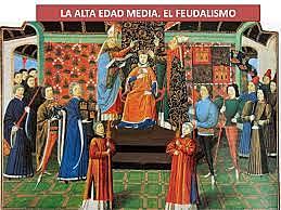 476 d.c. - 1492 Edad Media-Feudalismo