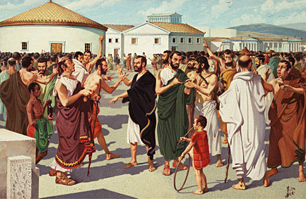 Athens and the birth of democracy