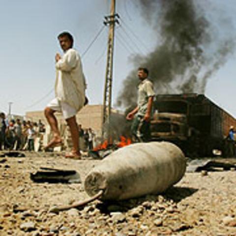 Iraq cumple las exigencias de la ONU y comienza a destruir sus misiles Al Samud 2.