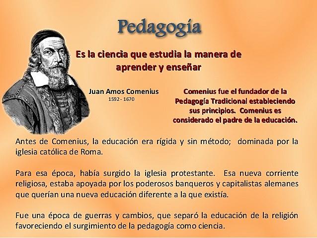 Comenius: