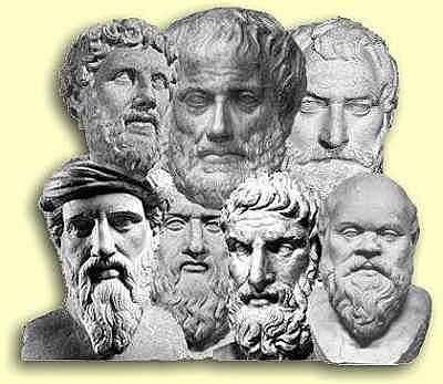 Los sofistas griegos: