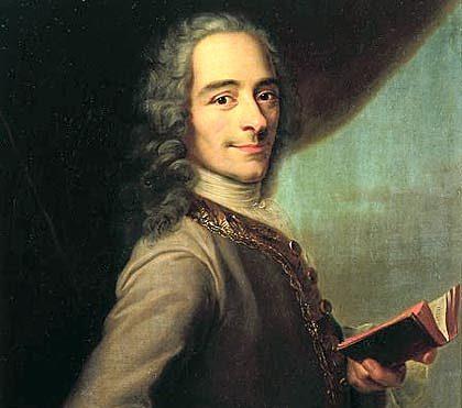 biografia Voltaire