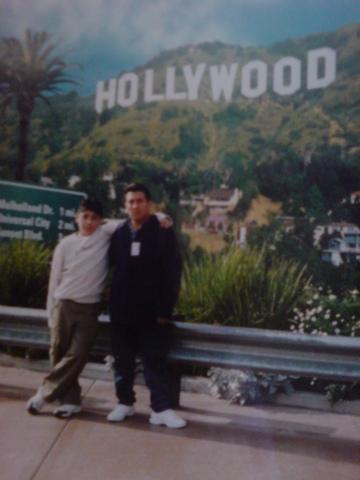 Primer viaje a USA