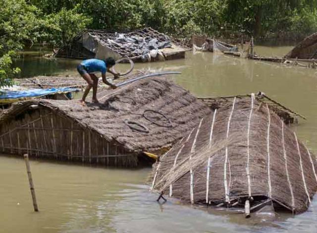 Inundación de Tabasco y Chiapas