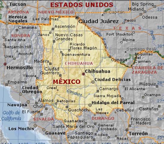 Suspenden festejos del 1 de mayo en Chihuahua