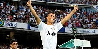 Cristiano ficha por el Real Madrid