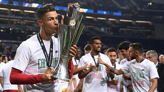 Gana la UEFA Nations League