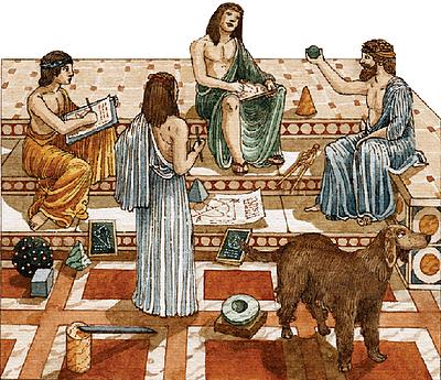 Los Primeros Griegos