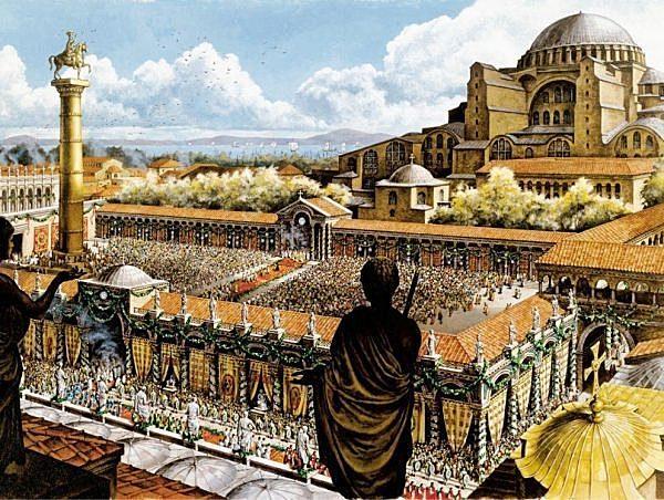 La Ciudad de Constantino