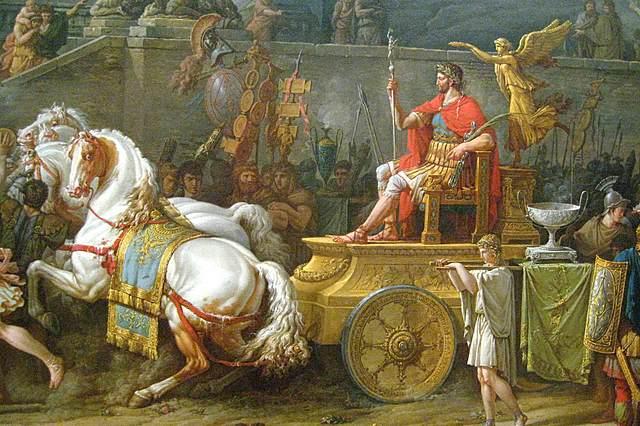 Invasión de los Romanos