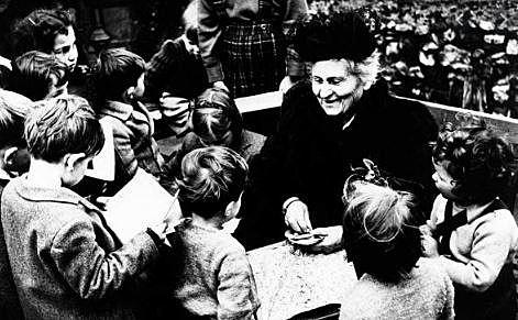 Principios del siglo XX, Escuela Nueva o activa