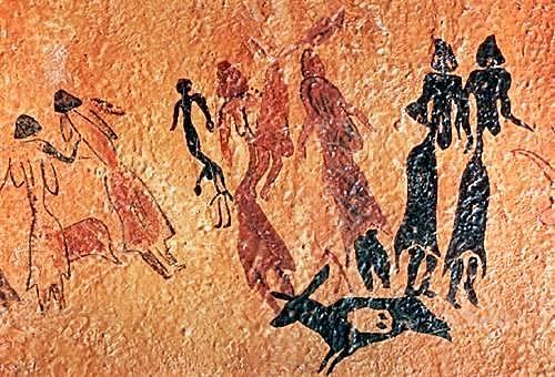 El paleolític (3 millons d'anys a.C.)