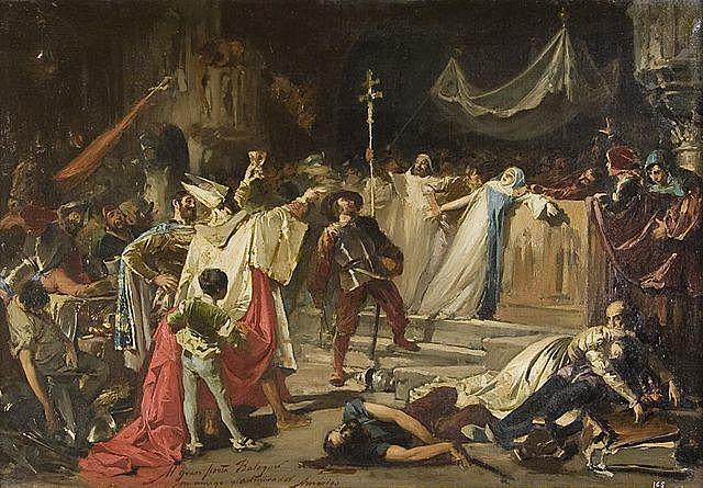 Guerras con Francia y Paz de Cambray