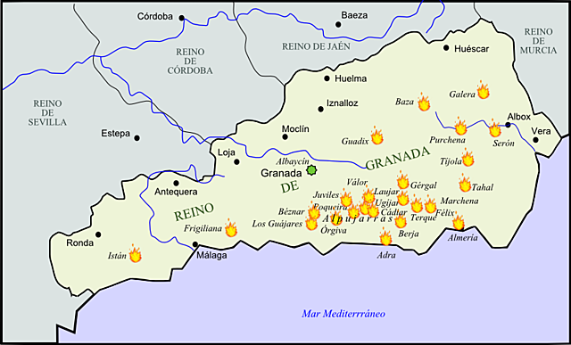 Guerra de las Alpujarras