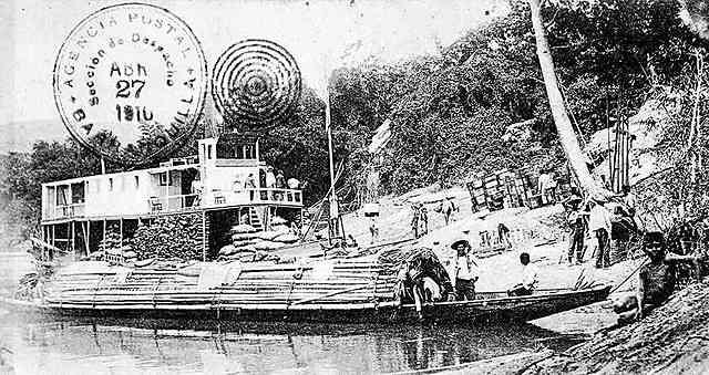 PRIMERO CANALES DE EXPORTACIÒN