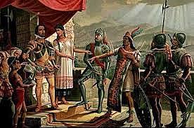 Conquista del imperio Inca