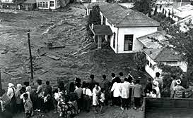 Valdivia Earthquake, Chile