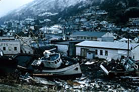 Great Alaskan Earthquake, Alaska