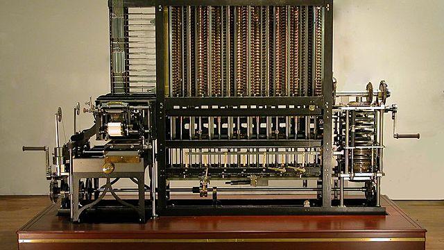 Maquina Babbage