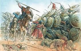 Batalla de Talas