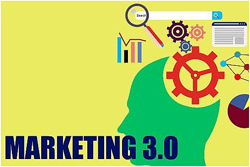 MARKETING 3.0 (Marketing Centrado en Valores)