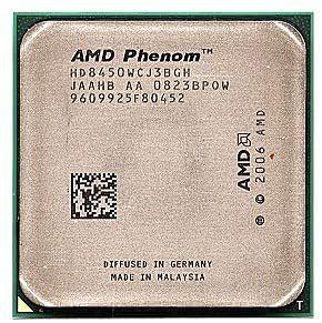 Abril 2007 - AMD Phenom