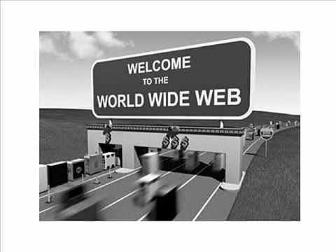 Se crea la World, Wide, Web