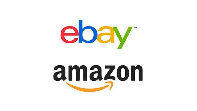 Inicio eBay y Amazon