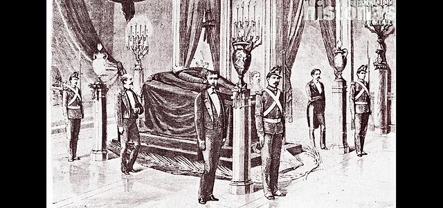 Muerte de Juarez
