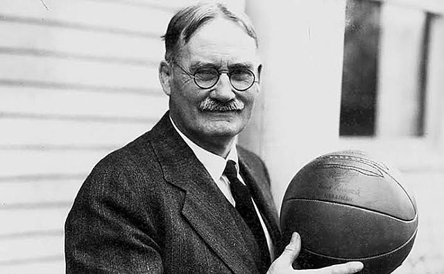 El inicio de la historia del basquetbol