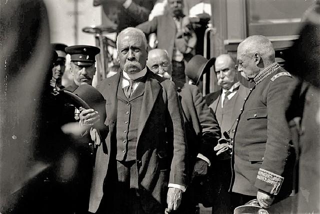 Díaz renuncia a la presidencia 25 de Mayo 1911