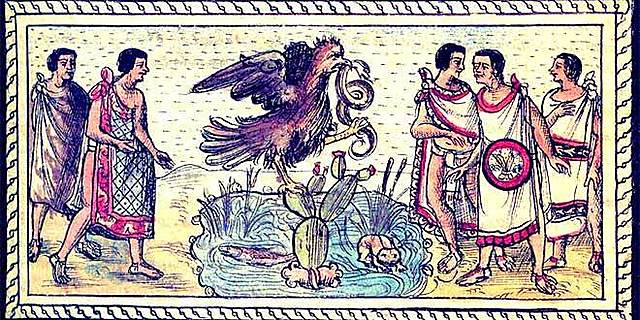 Llegada de los españoles-1519