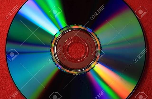 Creación de DVD