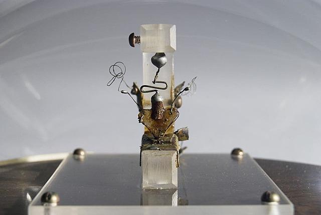 Invención del transistor
