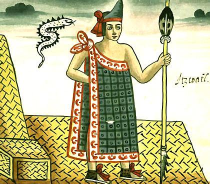 Itzcoatl 1428-1440