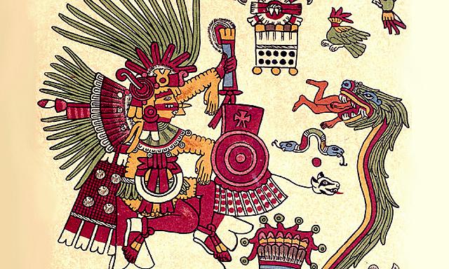 Ahuitzotl 1486-1502