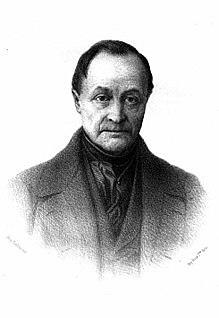 Auguste Comte (1798-1857)
