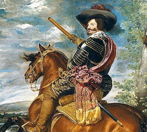 Biografía: Conde Duque de Olivares