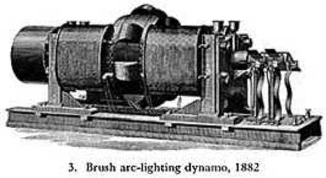 maquina de corriente conrinua