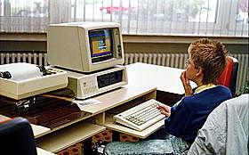 Se lanza al mercado IBM PC