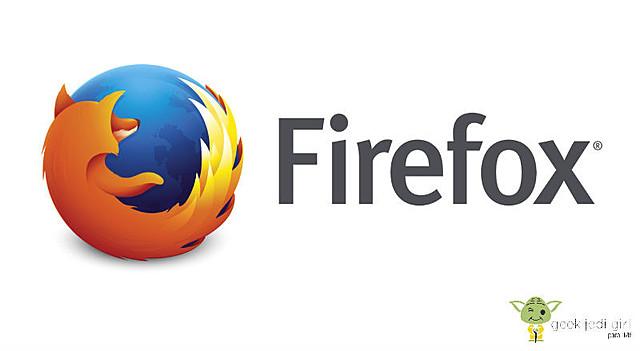Lanzamiento del navegador web Mozila Firefox