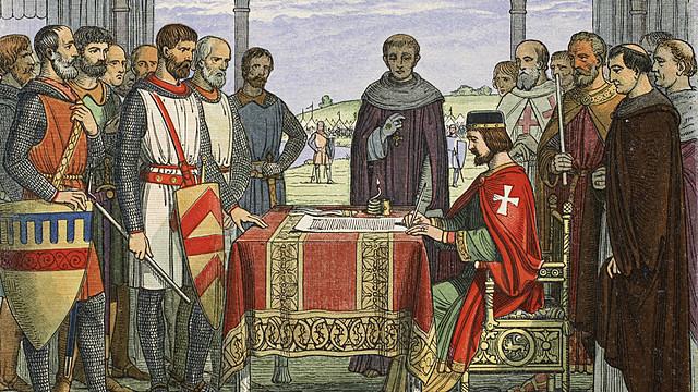 Constitutionalism and The Magna Carta