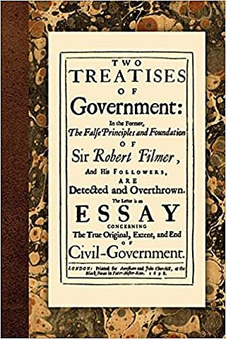 John Locke's Two Treatises on Government and the Glorious Revolution