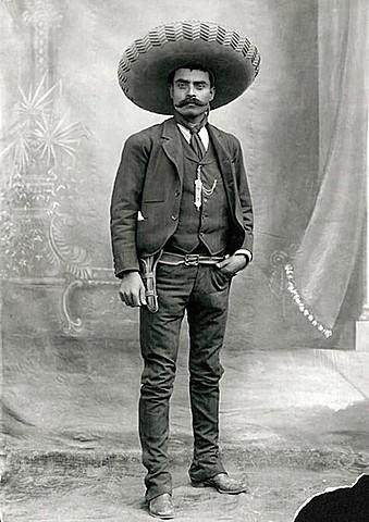 ¿Quién fue Emiliano Zapata?